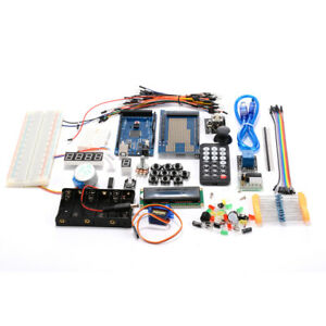 Tj2560 Development Board Breadboard Jumper Wire Learning Kit For Arduino U8w6