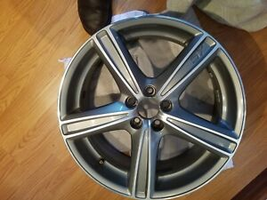 Volvo 2011 Xc90 Oem 19 Wheel rim Excellent Condition Used For Sale By Owner