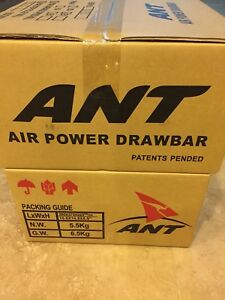 Milling Machine Accessory Air Power Drawbar A t Ant 300v R8 Or Nt 30