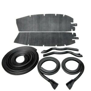 1949 1950 1951 Oldsmobile 76 88 Post Cars Front Door To Body Seal Steele Rubber
