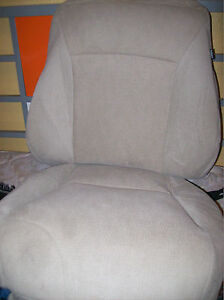 2013 Honda Accord Lx Sedan Complete Interior Ivory Fabric Seat Covers