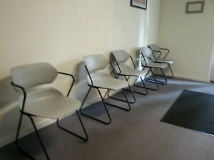 Ergonomic Acton Stacker Waiting Room Chairs American Seating Office