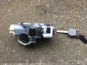 2014 2015 Subaru Forester Ignition Switch With Key Fob Oem