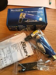 Blue Point Mini Angle Die Grinder 20 000rpm New