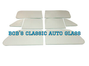 1941 Ford Sedan Coupe Flat Glass Kit New Classic Auto Vintage 2dr Windows 2 Door