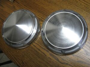 Nos Mopar 70 71 Plymouth Dodge Cuda Challenger Dart Duster Poverty Hub Caps