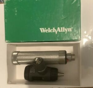 Welch Allyn Macroview Otoscope Head Only 23820 With Rechargeable Handle