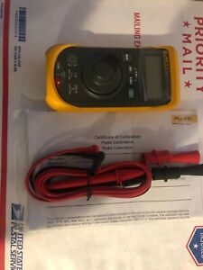 Fluke 707 Current Loop Calibrator new Out Of Box Msrp 725