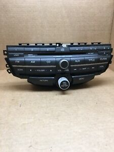 2010 2011 2012 Honda Accord Ex Sedan 2 4l Cd 6 Disc Radio 3bab Oem A3