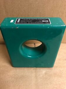 Pearson Wide Band Current Transformer Pulse Current Transformer Model 3025