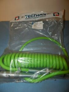 Techtran Vline 15 Abs Electrical Coiled Cable 37534