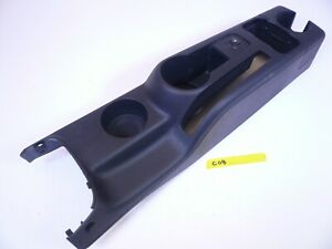 Mk4 Vw Volkswagen Jetta Golf Center Console Cup Holder Console Oem 1j0863323