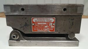 Robins xlo Magnetic Sine Plate