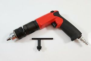 Snap On Pdr5000 1 2 Heavy Duty Reversible Air Drill