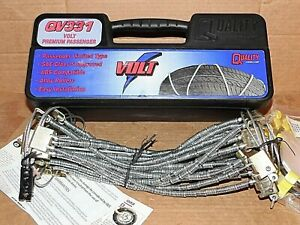 Qv331 Volt Diagonal Cable Premium Passenger Tire Snow Chains Never Used