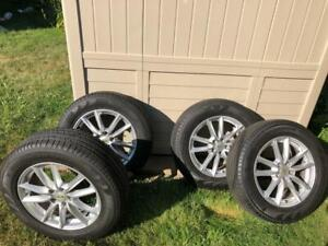 2016 Range Rover Sport 19 Inch Wheels With Tires