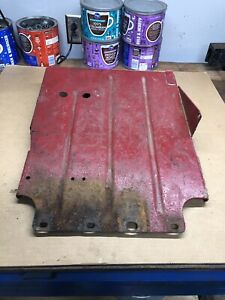 Farmall Cub Floor Pan 2