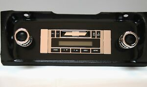 1964 1965 1966 Chevy Truck Am Fm Stereo Radio Auxiliary 240 Watts