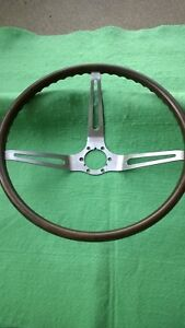 Chevrolet Corvette Steering Wheel Factory Original 1964 1965 1966 Vintage