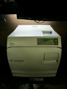 Midmark Ritter M11 Ultraclave Automatic Instrument Sterilizer Only 738 Cycles