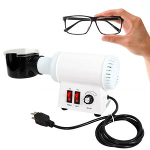 Eyeglasses Frame Warmer Optical Frame Heater Easy Temperature Adjustment 110v