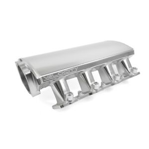 Tsp 81003ca Ls3 L92 Fabricated Intake Manifold Aluminum Angled Clear Anodized