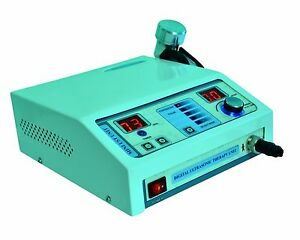 Portable Ultrasound Therapy Pain Relief Therapy Chiropractic Machine Unit ty56 g