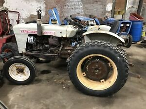 Make Offer All That Is Left Or Parts Satoh S 650g Parts