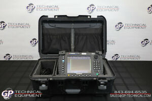 Olympus Omniscan Mx1 Mainframe And 32 32 Phased Array Module Us Flaw Detector