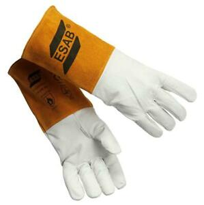 Esab Supersoft Tig Welding Gloves Please Choose Quantity