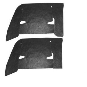 1960 Bel Air Impala Biscayne A arm Seal Inner Fenders Without Clips 2 Pc