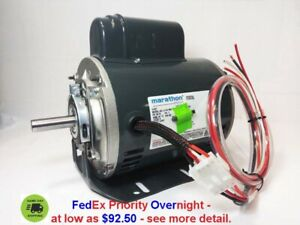 Electric Motor For Coats 5060 5060e 7050ex 7060ax 70x Eh Tire Changer Plug Play