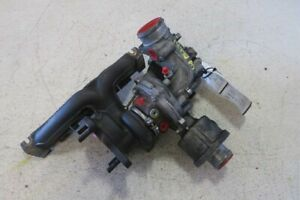 2005 2012 Audi A4 A5 Turbocharger Supercharger 2 0l Turbo Id Bwt Oem