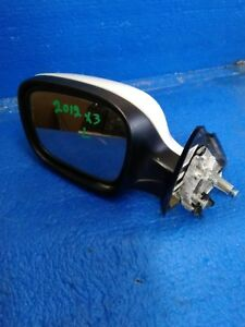20112015 Bmw F25 X3 Driver Side Mirror Camera And Dimmer