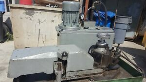Duplomatic Power Unit Lathe Tracer