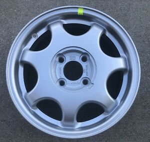 Ford Focus Factory Full Size Aluminum Spare Wheel 15 Brand New