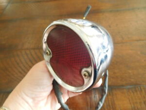 1954 1955 Guide Chevrolet Chevy Truck Tail Light Lamp R t8