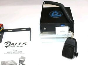 New Galls Street Thunder Full Function St160 Siren