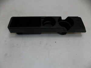 Bmw E36 Center Console Cup Holder Black 318ti Compact Oem 96 99 316ti 318ti