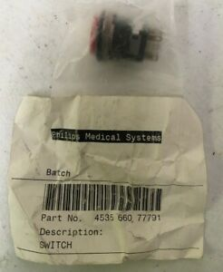 New Switch Pn A453566077791 Industrial Panel Philips Medical Systems