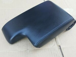 Bmw E46 Center Console Genuine Leather Armrest M3 318 328 323 325 330