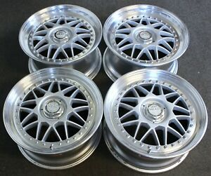 Work Carving Wheels 17 Jdm S13 S14 Mr2 Civic Dc5 S2000 Is300 Nismo 240sx Gts Rx7