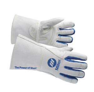 Miller 263332 Arc Armor Lined Mig Welding Glove Medium