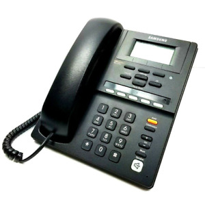 Samsung Officeserv Smt i3105 Black Ip Display Speakerphone Very Nice