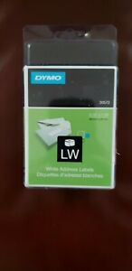 Dymo Lw Mailing Address Labels For Labelwriter Label Printers White 1 1 8 X