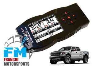 Sct X4 7015 Tuner Programmer For 2011 2014 Ford F 150 Raptor With 6 2 Engine