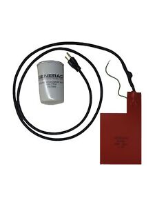 Generac Cold Weather Battery Warmer Kit For 1 5l Engine Part 6175