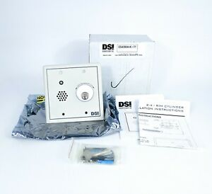 Dsi Exit Alarm Rim With Cylinder With Tamper Switch Es4300a k3 t1