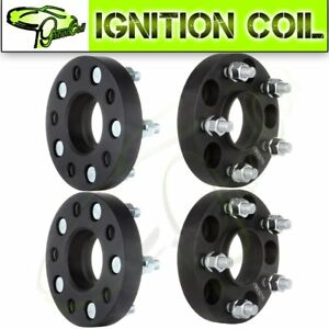 1 25mm 5x4 5 Hubcentric 4pcs Wheel Spacers For Nissan Maxima 1989 2012