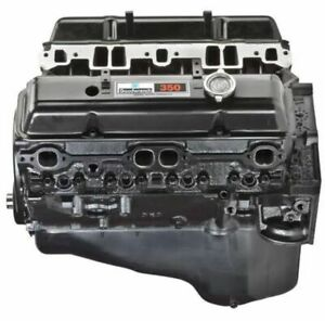 Motor Chevrolet Gm Goodwrench 350ci Engine Oem Free Shipping 10067353 12681429
